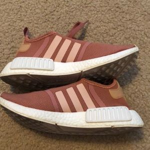 Adidas pink NMD shoes size 7